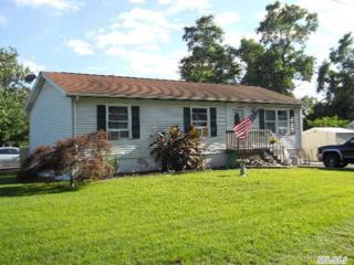 56  Edgewater Dr  , Mastic Beach, NY 11951 (MLS #2734739) :: RE/MAX Wittney Estates