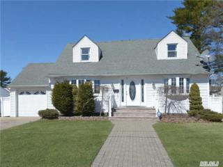 1447 N Jerusalem Rd  , East Meadow, NY 11554 (MLS #2747278) :: RE/MAX Wittney Estates