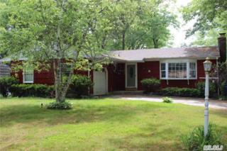 26  Cherokee Trl  , Ridge, NY 11961 (MLS #2766012) :: Carrington Real Estate Services