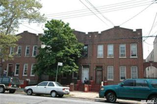905  Mother Gaston Blvd  , Brooklyn, NY 11212 (MLS #P1216783) :: Carrington Real Estate Services