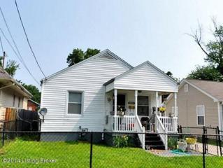 4217  Winnrose Way  , Louisville, KY 40211 (#1401411) :: Team Panella