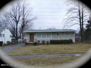 400 W Southside Ct  , Louisville, KY 40214 (#1404107) :: Dream J.P. Pirtle Realtors