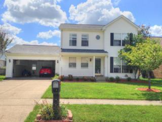 4809  Wooded Oak Cir  , Louisville, KY 40245 (#1414153) :: Team Panella