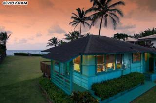 129  Aleiki Pl  , Paia, HI 96779 (MLS #360722) :: Elite Pacific Properties LLC
