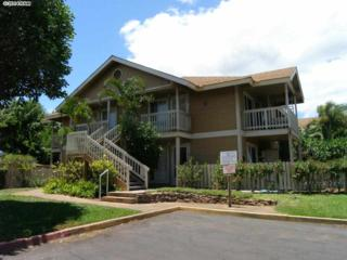 140  Uwapo Rd  6-203, Kihei, HI 96753 (MLS #361373) :: Elite Pacific Properties LLC