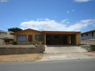 795  Pala Cir  , Kahului, HI 96732 (MLS #361461) :: Elite Pacific Properties LLC