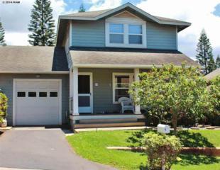2740  Liholani St  5, Pukalani, HI 96768 (MLS #361562) :: Elite Pacific Properties LLC