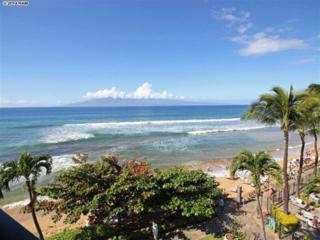 3445  Lower Honoapiilani Rd  460, Lahaina, HI 96761 (MLS #361935) :: Elite Pacific Properties LLC