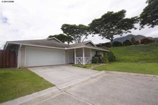 526  Akolea Pl  , Wailuku, HI 96793 (MLS #362060) :: Elite Pacific Properties LLC