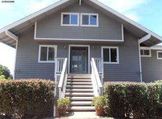 3380  Old Haleakala Hwy  , Pukalani, HI 96768 (MLS #362101) :: Elite Pacific Properties LLC
