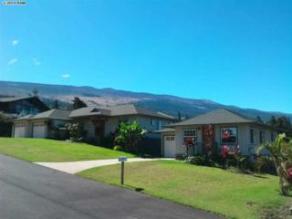 11  Huina Pl  , Kula, HI 96790 (MLS #362199) :: Elite Pacific Properties LLC