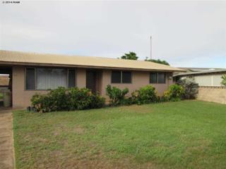 446  Kipuka Pl  , Kahului, HI 96732 (MLS #362321) :: Elite Pacific Properties LLC