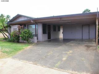 58  Aliilani Pl  , Kihei, HI 96753 (MLS #362372) :: Elite Pacific Properties LLC