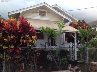 67  Moani Pl  , Wailuku, HI 96793 (MLS #362405) :: Elite Pacific Properties LLC