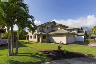 20  Pu'ukai Pl  , Kahului, HI 96732 (MLS #362425) :: Elite Pacific Properties LLC