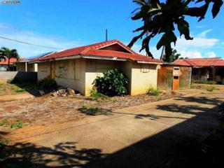 464  Lilihua Pl  , Wailuku, HI 96793 (MLS #362455) :: Elite Pacific Properties LLC