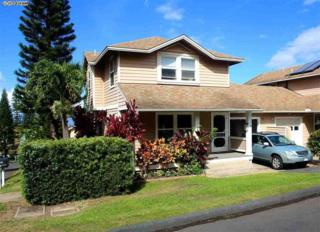 2740  Liholani St  25, Pukalani, HI 96768 (MLS #362464) :: Elite Pacific Properties LLC