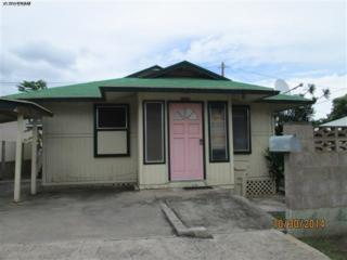 1600  Alako St  , Wailuku, HI 96793 (MLS #362733) :: Elite Pacific Properties LLC