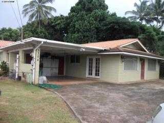 5304  Aia Pl  , Lahaina, HI 96761 (MLS #362780) :: Elite Pacific Properties LLC