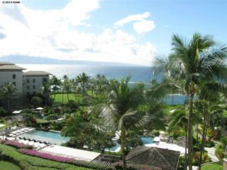 1  Bay Dr  4604, Lahaina, HI 96761 (MLS #362807) :: Elite Pacific Properties LLC