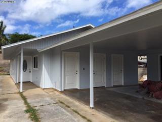 784  Hoomau St  , Wailuku, HI 96793 (MLS #362897) :: Elite Pacific Properties LLC