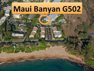 2575 S Kihei Rd  G-502, Kihei, HI 96753 (MLS #363217) :: Elite Pacific Properties LLC