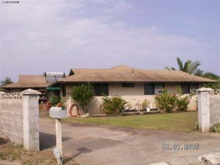 646  Nukuwai Pl  , Wailuku, HI 96793 (MLS #363603) :: Elite Pacific Properties LLC