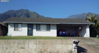 521  Pualani St  , Wailuku, HI 96793 (MLS #363612) :: Elite Pacific Properties LLC
