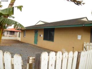 38 E Hawaii  , Kahului, HI 96732 (MLS #363978) :: Elite Pacific Properties LLC