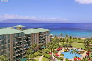 130  Kai Malina Pkwy  1037, Lahaina, HI 96761 (MLS #364116) :: Elite Pacific Properties LLC