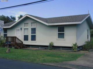 26  Mission St  , Wailuku, HI 96793 (MLS #364156) :: Elite Pacific Properties LLC