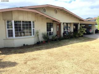 650  Kipapa  , Kahului, HI 96732 (MLS #364425) :: Elite Pacific Properties LLC