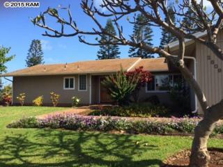 2809  Aina Lani  , Makawao, HI 96768 (MLS #364528) :: Elite Pacific Properties LLC