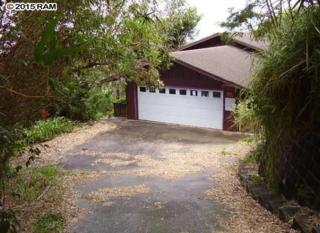 347  Alu  , Wailuku, HI 96793 (MLS #364609) :: Elite Pacific Properties LLC