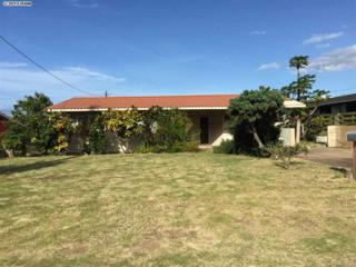 281  Kahiki  Lot 213, Kahului, HI 96732 (MLS #364631) :: Elite Pacific Properties LLC