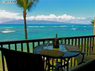 4435  Lower Honoapiilani Rd  307, Lahaina, HI 96761 (MLS #365010) :: Elite Pacific Properties LLC