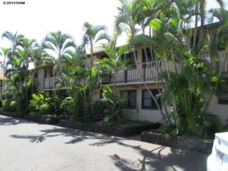 760  Wainee St  B111, Lahaina, HI 96761 (MLS #365030) :: Elite Pacific Properties LLC