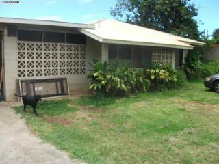 174  Halaulani Street  , Pukalani, HI 96768 (MLS #365039) :: Elite Pacific Properties LLC