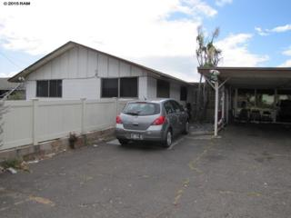549  Onehee  , Kahului, HI 96732 (MLS #365042) :: Elite Pacific Properties LLC
