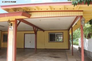 365  Aulike  , Lahaina, HI 96761 (MLS #365127) :: Elite Pacific Properties LLC