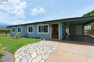 70 E Lipoa St  , Kihei, HI 96753 (MLS #360955) :: Elite Pacific Properties LLC