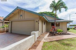 818  Mahealani Pl  , Kihei, HI 96753 (MLS #361524) :: Elite Pacific Properties LLC