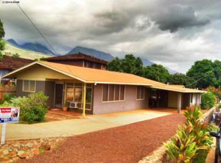 448  Lahainaluna Rd  , Lahaina, HI 96761 (MLS #362067) :: Elite Pacific Properties LLC