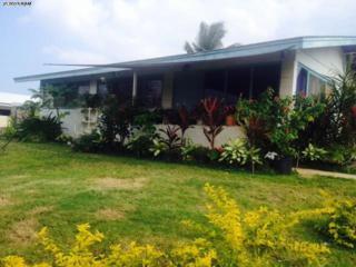 295 W Niihau St  , Kahului, HI 96732 (MLS #363644) :: Elite Pacific Properties LLC