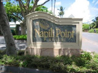 5295  Lower Honoapiilani Rd  B-13, Lahaina, HI 96761 (MLS #364423) :: Elite Pacific Properties LLC