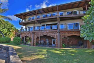 4593  Lower Honoapiilani Rd  , Lahaina, HI 96761 (MLS #358789) :: Elite Pacific Properties LLC