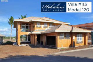 2553  Hihimanu St  113, Kihei, HI 96753 (MLS #361814) :: Elite Pacific Properties LLC