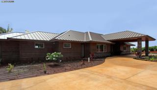 1684  Aina Mahiai St  Lot 41, Lahaina, HI 96761 (MLS #357939) :: Elite Pacific Properties LLC