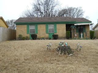 3575 W Horn Lake  , Memphis, TN 38109 (#9947716) :: All Stars Realty