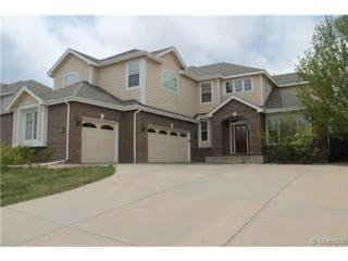 10245  Carriage Club Drive  , Lone Tree, CO 80124 (#1525954) :: The Peak Properties Group